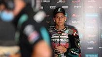 Free Practice II MotoGP Republik Ceko: Quartararo Tercepat Usai Kalahkan Morbidelli