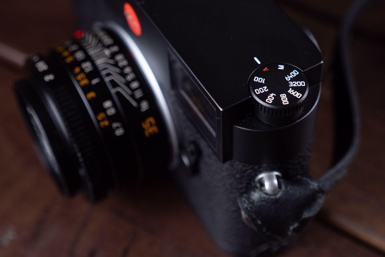 Review kamera Leica M10-R