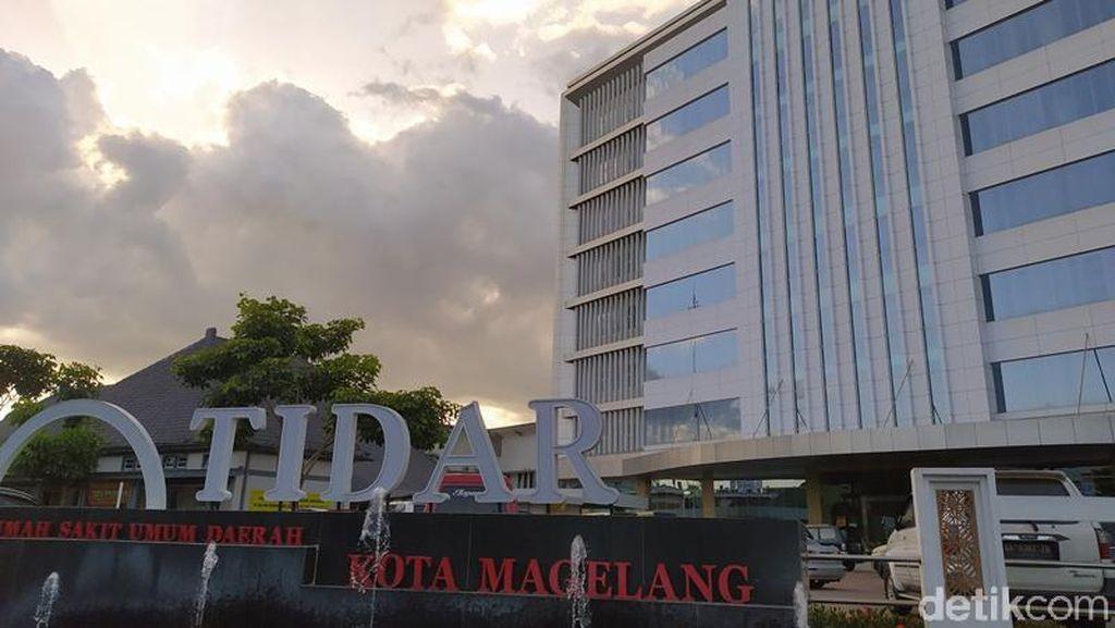 Sastrawan Ajip Rosidi Jalani Perawatan di RSUD Tidar Magelang