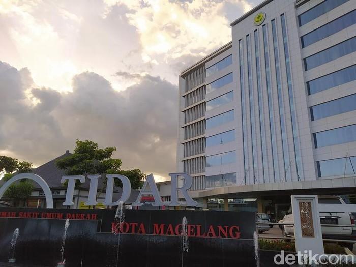 RSUD Tidar, Kota Magelang, Sabtu (25/7/2020).