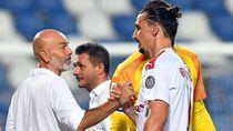 Ibrahimovic: Pioli Punya Mental Oke di Milan