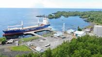 Kemenhub Lepas Pelayaran Perdana Tol Laut di Pelabuhan Galela