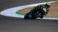 MotoGP Austria 2020: Valentino Rossi Gagal Lolos Langsung ke Q2