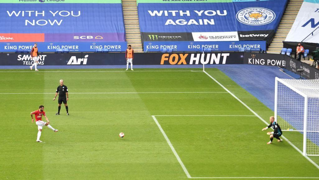 Penchester United, Cara Netizen Ledek Penalti MU