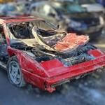 Wujud Ferrari Mondial yang Hilang 30 Tahun dan Ditemukan di Dasar Sungai