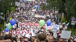Gubernur Khabarovsk Ditangkap, Warga Demo Vladimir Putin