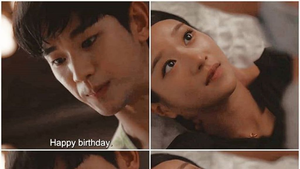 Its Okay To Not Be Okay Terbaru: Heboh Ciuman Hot Kim Soo Hyun - Seo Ye Ji