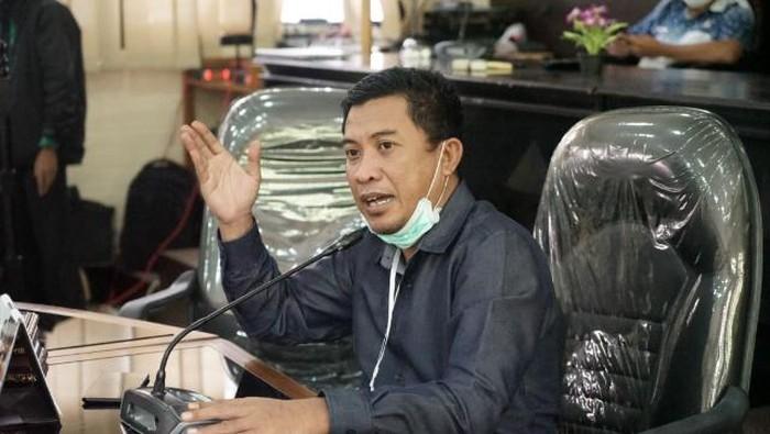Kadis Kominfo Kabupaten Gorontalo, Haris Suparto Tome