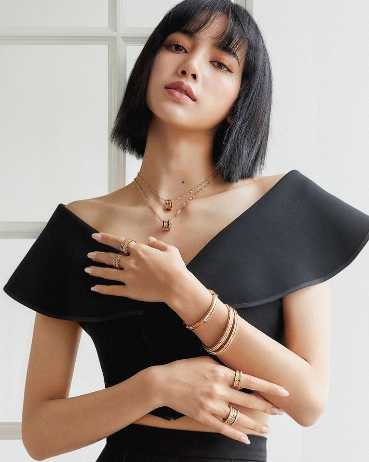 Lisa Blackpink Jadi Brand Ambassador Bvlgari