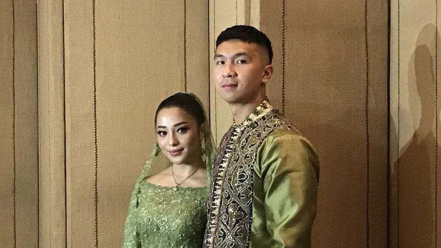 Nikita Willy dan Indra Priawan lamaran