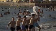 Gelombang Panas Menerjang Spanyol