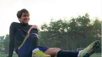 Lika-Liku Rizky Billar dari Pemain Bola hingga Populer karena Putus Cinta