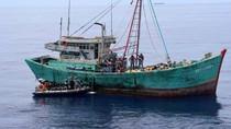 Bakamla Tangkap Kapal Pencuri Ikan di Laut Natuna