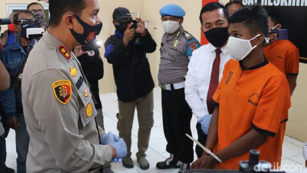 Cabuli Sepupunya Sendiri, Buruh Tani di Majalengka Ditangkap