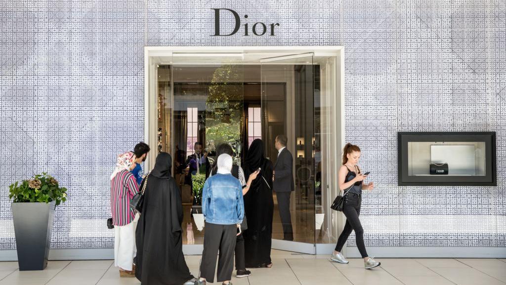 Butik Dior Plaza Senayan Tutup Sementara, Ada Kasus COVID-19