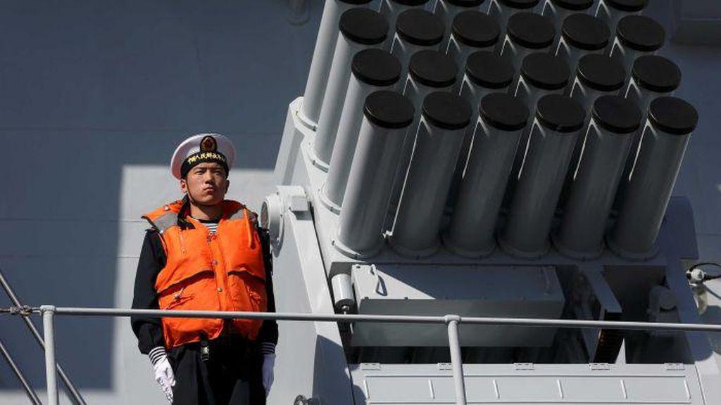 China Kini Pegang Kendali di Laut China Selatan