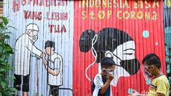 Angka Kesembuhan Corona Indonesia di Atas Rata-rata Dunia
