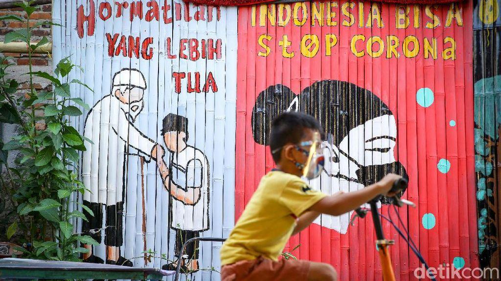 Kasus Corona Tembus 20 Juta Kasus di Seluruh Dunia, Indonesia Urutan ke Berapa?