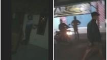 Video Geng Motor Bersenjata Tajam Teror Warga Pelabuhanratu