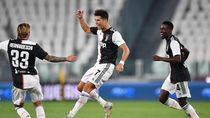 Juventus Vs Sampdoria: Si Nyonya Tua Kunci Scudetto!