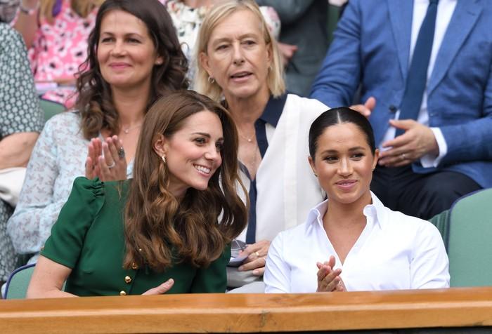 Kate Middleton dan Meghan Makle