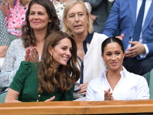 Meghan Marke Sebut Kate Middleton Bikin Nangis, Pihak Keluarga Tak Percaya