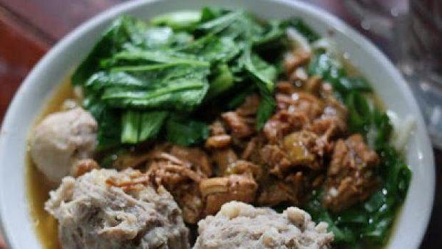 kuliner wonogiri: mi ayam bakso