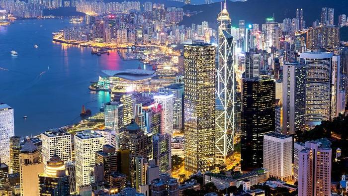landmark Hong Kong