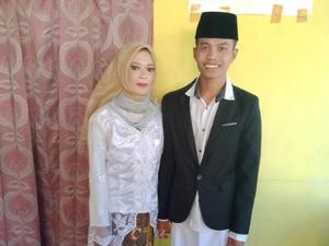 Viral Pernikahan dengan Mas Kawin Cuma Rp 1.000, Ini Kata Mempelai Prianya