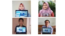 Mahasiswa ITS Ciptakan Inovasi Detektor Suhu Antisipasi COVID-19