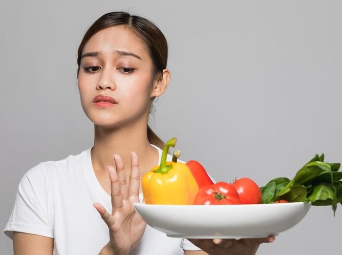 Makanan Serat Buah dan Sayuran