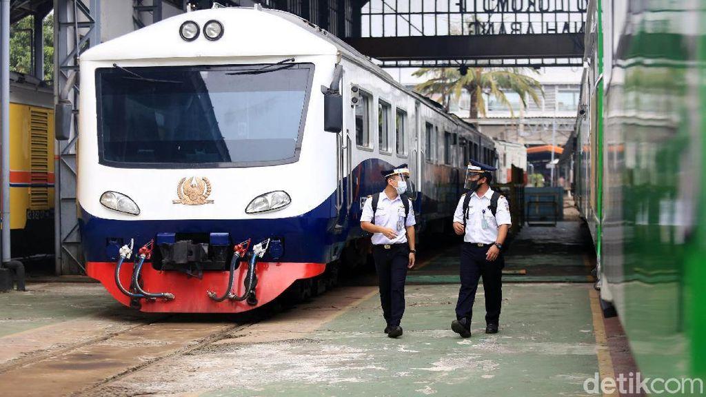 PT KAI Undur Operasional Kereta Merak-Rangkasbitung, Beroperasi Mulai 11 Agustus
