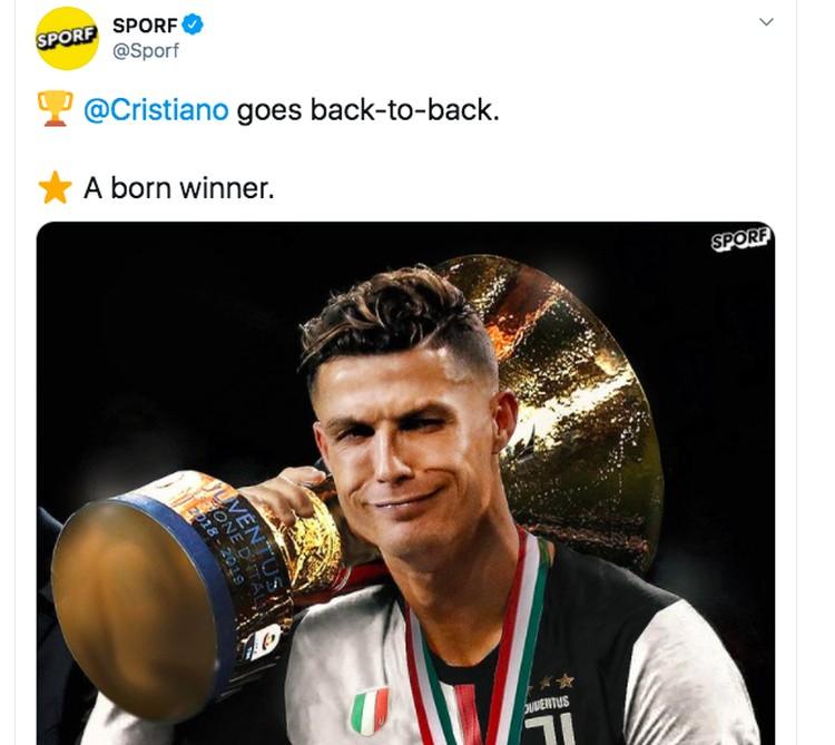Meme C Ronaldo