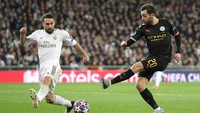 Man City Vs Madrid Ditentukan Detil-detil Kecil
