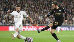 Man City Vs Madrid Ditentukan Detil-detil Kecil