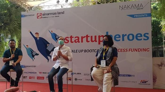 Sinar Mas Startup Heroes