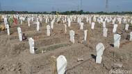 Sebulan, Makam COVID-19 di Surabaya Semayamkan 3.280 Jenazah