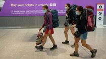 Naik Taksi Ngeyel Nggak Maskeran, Turis Ini Diantar ke Pak Polisi