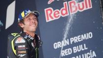 Podium Valentino Rossi di Andalusia Dicibir