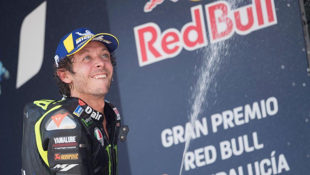 Valentino Rossi Memburu Rekor di MotoGP Ceko 2020