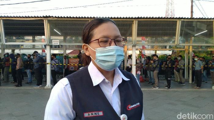 VP Corporate Communication PT KCI Anne Purba