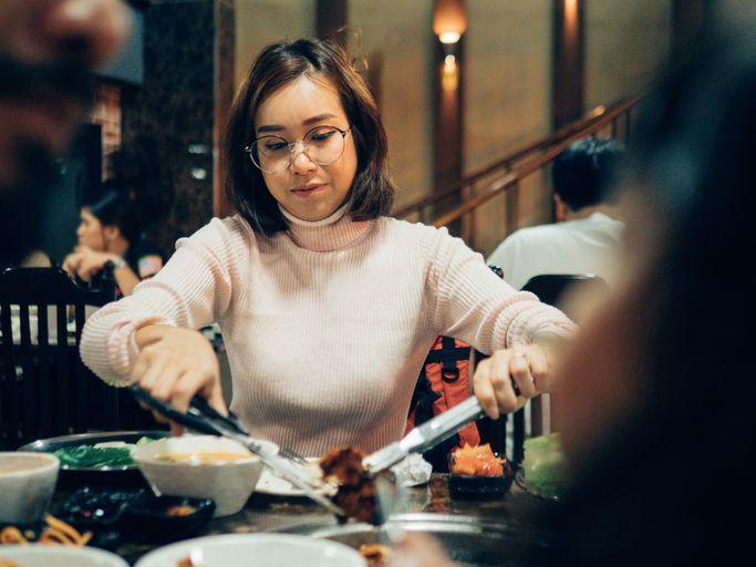 7 Tipe Orang Makan AYCE