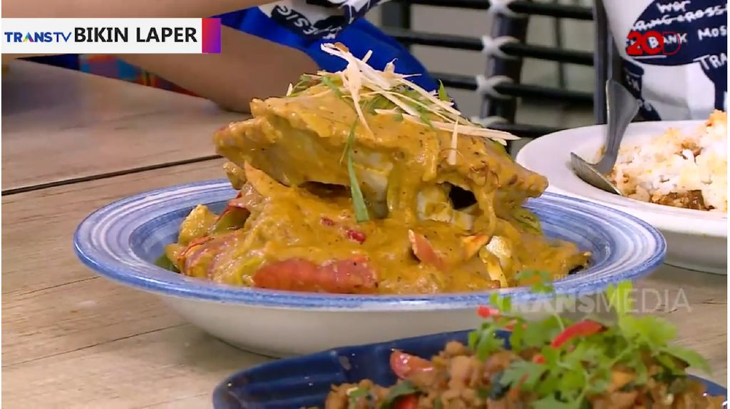 Bikin Laper! Gurihnya Kepiting Goreng dan Tom Yam ala Thailand