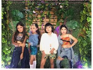 Daebak, Anak-anak Sukabumi Ini Raih Penghargaan Kontes Dance dari Blackpink