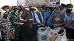 Buwas Pimpin Panen Raya di Pandeglang Banten