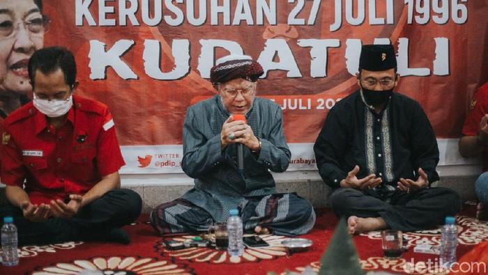 Doakan Para Korban Kudatuli, PDIP Surabaya: Kita Perkuat Kesadaran Sejarah