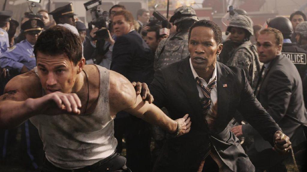 Sinopsis White House Down, Tayang di Bioskop Sahur Trans TV