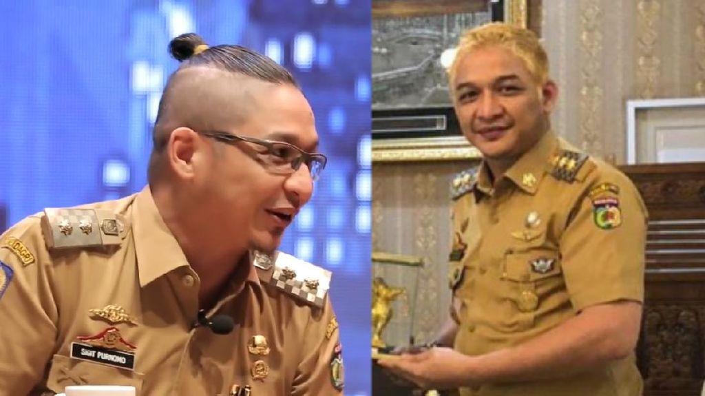 Geger Rambut Pasha Ungu: Dulu Skin Fade Kuncir Belakang Kini Pirang