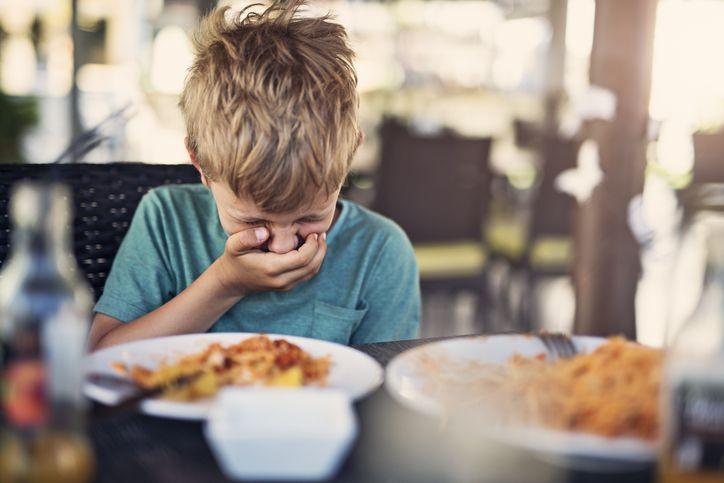 Gejala keracunan makanan