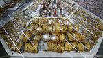 Harga Emas Naik, yang Beli Sejak 10 Tahun Lalu Untung 119%